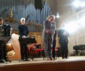 Locandina: Un Organo per Roma 2018