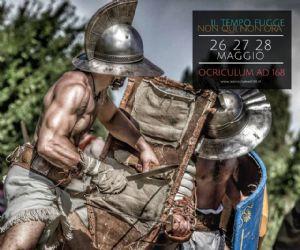 Locandina: Ocriculum AD 168, sesta edizione