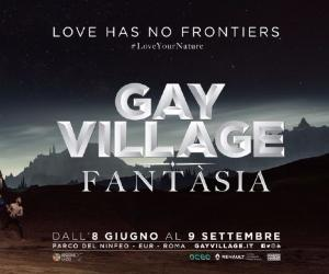 Locandina: Gay Village 2017, Fantàsia