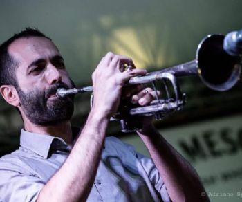 Locandina: Francesco Lento Quartet in concerto