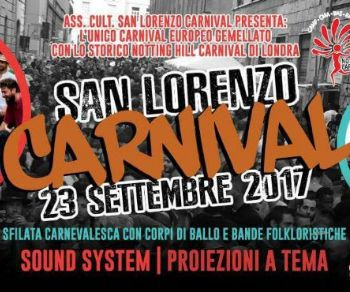Rassegne - San Lorenzo Carnival