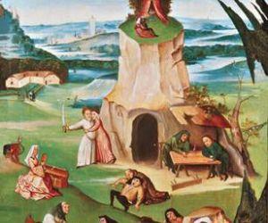 Locandina: Brueghel - Meraviglie dell'arte fiamminga