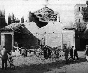 Locandina: Settanta anni dal bombardamento su Roma