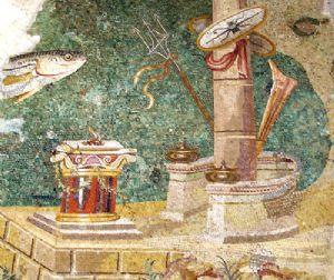 Locandina: Nuova apertura degli edifici del Foro dell'antica Praeneste