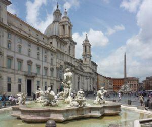 Locandina: Roma barocca: Bernini e Borromini a confronto