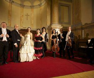 Locandina: L'Associazione Opera in Roma è lieta di presentare Opera e Balletto