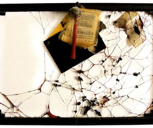 Locandina: Mostra personale di Vincenzo Vavuso