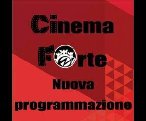 Locandina: Anche quest'anno  al c.s.o.a. Forte Prenestino riparte la programmazione del cinema... cinema completamente rinnovato!