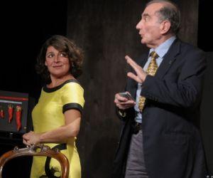 Locandina: Una commedia moderna e molto attuale scritta da Franco Venturini