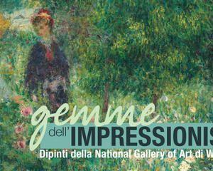 Locandina: Gemme dell'Impressionismo