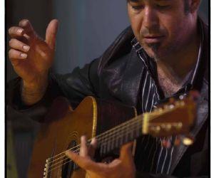 Locandina: Concerto per guitar solo e voce
