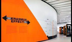 Locandina: Erasmus Effect. Italiani all'estero