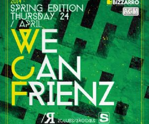Locandina: We Can Frienz