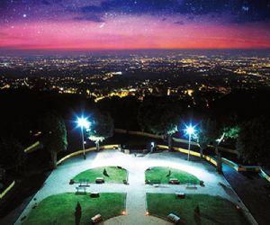 Locandina: Giardini in musica sotto le stelle