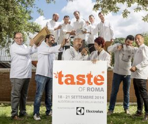 Locandina evento: Taste Of Roma