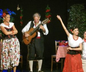 Locandina evento: Teatro Petrolini - Stagione estiva 2014