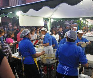 Locandina evento: XIX Sagra della Cucina Regionale
