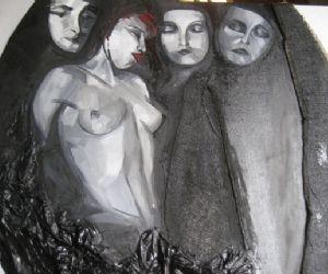 Locandina evento: Studio del nudo