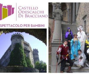 Locandina evento: Visite - spettacolo al Castello Orsini-Odescalchi di Bracciano