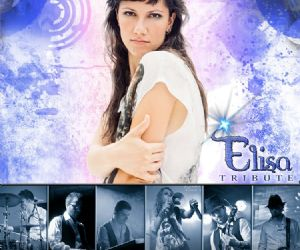 Locandina evento: Elisa Tribute Band