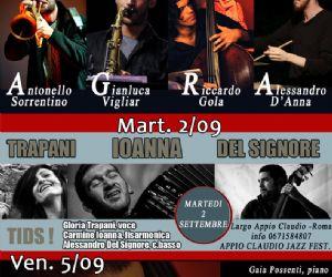 Locandina evento: Appio Claudio Jazz Festival - Ultimi 3 Live