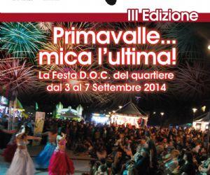 Locandina evento: Notti d'estate, a Primavalle è ancora festa