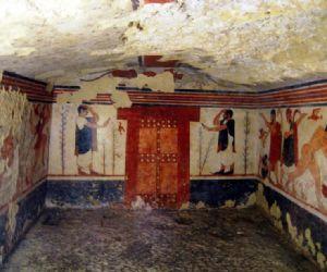 Locandina evento: I Colori degli Etruschi