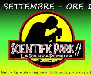 Locandina evento: Scientific Park II. La scienza perduta