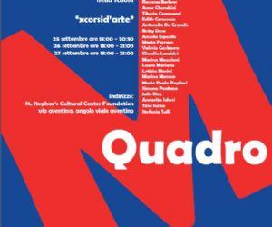 """Locandina evento: """"MQuadro"""" - Mostra di pittura"""