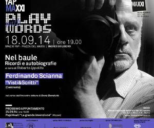 Locandina evento: Visti&Scritti