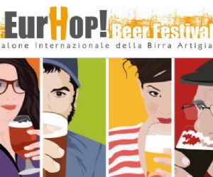 Locandina evento: EurHop Beer Festival