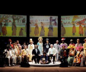 Locandina evento: Il Flauto Magico secondo l'Orchestra