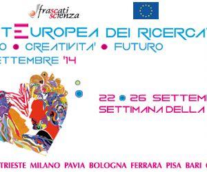 Locandina evento: Notte Europea dei Ricercatori