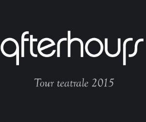 Locandina evento: Afterhours