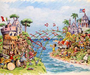 Locandina evento: Un ponte di note