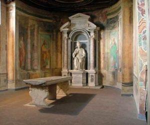 Locandina evento: Gli Oratori di San Gregorio al Celio