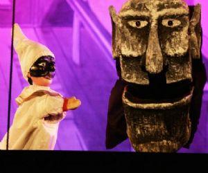 Locandina evento: Pulcinella Servitore del Dottor Frankenstein