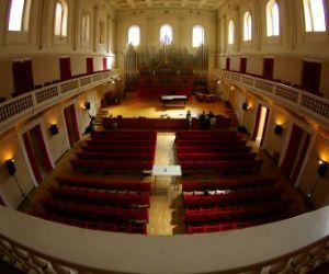 Locandina evento: Concerto al conservatorio di Santa Cecilia