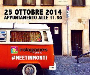 Locandina evento: Passeggiata fotografica all'interno del quartiere Monti