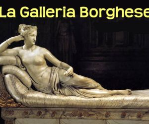 Locandina evento: La Galleria Borghese