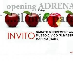 Locandina evento: Premio adrenalina 3.0 approda a Marino