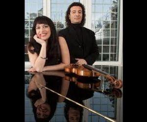 Locandina evento: La musica per violino e pianoforte di Johannes Brahms