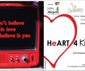 Locandina evento: HeART 4 KIDS