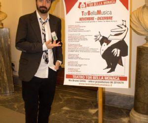 """Locandina evento: """"TorbellaMusica"""", il music festival del Teatro Tor Bella Monac"""