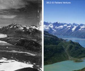 Locandina evento: Sulle tracce dei ghiacciai