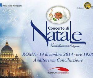 Locandina evento: Concerto di Natale