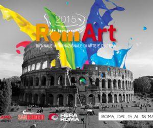 Locandina evento: ROMART 2015