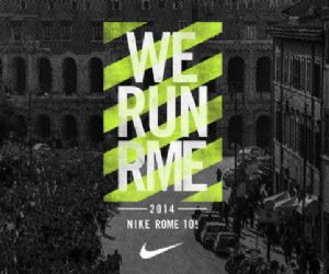 Locandina evento: We Run Rome 2014