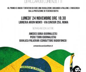 Locandina evento: La libertà è un colpo di tacco