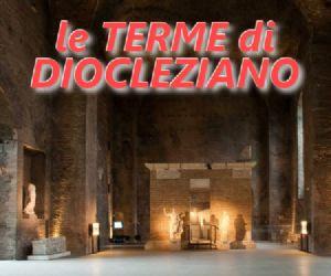 Locandina evento: Le Terme di Diocleziano